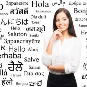Multi-languages translation